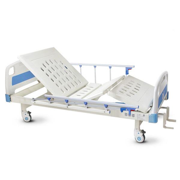 Giường bệnh nhân 2 tay quay NAKITA NKM-B02